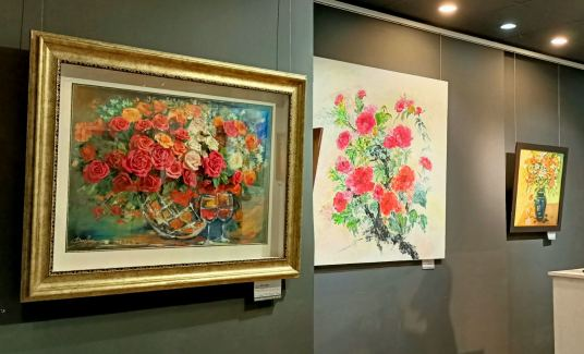Roses&RedWine_70x90